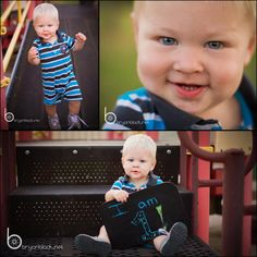 Our grandbaby Malachi 1st birthday pictures