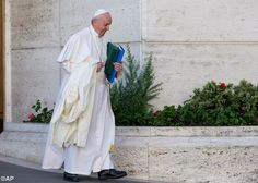 """""""The media only writes about the sinners and the scandals, he said, but that's normal, because 'a tree that falls makes more noise than a forest that grows.""""  ― Pope Francis"""