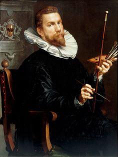 Joachim Wtewael - Self-portrait - Google Art Project.jpg