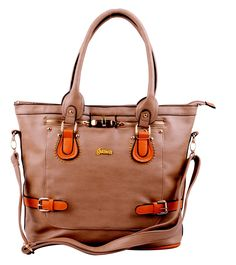 Corporate women are smarter in their own way This designer corporate bag is made in faux leather is perfect for the busy business woman or women on the move It has a roomy space to complement usability with look and orange contrast just enhances the whole design Great option for busy professional ladies and stylo moms.Color  BeigeMaterial  Faux LeatherDimensions  Width-45 c.m  height -34cm  bottom-16c.m Features  Smart corporate bagShips in 5 working daysSku Code  GWA-S1-130