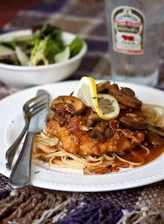 "Chicken Marsala...... I've probably made this dinner 100 times, and it still never ceases to ""wow"" us.......12/22"