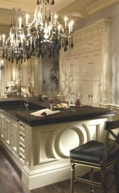 Clive Christian - Furniture for luxury homes I miss their showroom at the Boston Design Center. Luxury Kitchens, Home Kitchens, Layout Design, Design Ideas, Estilo Interior, Sweet Home, Kitchen Decor, Nice Kitchen, Kitchen Interior