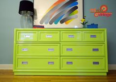 CUSTOM ORDERS - High Gloss Lacquered Dressers {made to order} on Etsy, $1,395.00