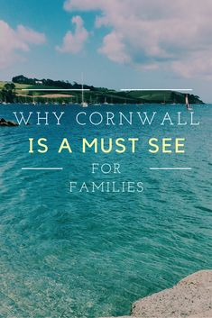 Cornwall is a must see UK destination for families with its stunning beaches, delicious food, and magnificent estates. We're sharing our favorites with you.