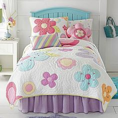 Daisy Quilt & Accessories - jcpenney