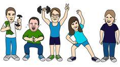 Näin testaat kuntosi – oletko kovemmassa kunnossa kuin kaverisi? http://yle.fi/urheilu/nain_testaat_kuntosi__oletko_kovemmassa_kunnossa_kuin_kaverisi/7815076