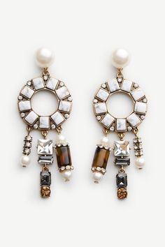 Stylish Under $100 Winter Pieces to Shop Now - Ann Taylor earrings