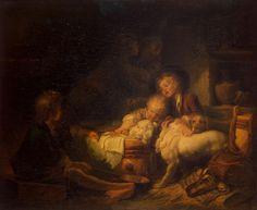 Жан Оноре Фрагонар, «Дети фермера»