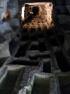 Archaeological Park of Cava d'Ispica - Modica , Sicily , Italy   Synotrip