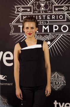 "Entrevista a Aura Garrido Entrevista a Aura Garrido ""El Ministerio del Tiempo"" #icruceros Aura Garrido, Interview"