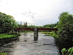 Old Railway Bridge on the disused Galway to Clifden Railway Line Connemara, Emerald Isle, Number Two, Landscape Photographers, Garden Bridge, Travel Pictures, Ireland, Photographs, Awesome