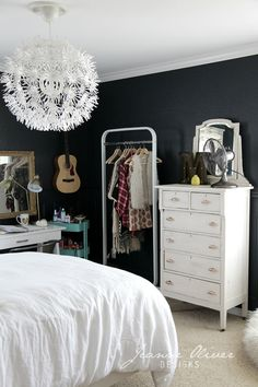 When you're a teenager your bedroom is a really important space — a place to work, to hang out, to create, and to retreat from the cares of the world. It's a deeply personal place, and you want it to be a room that reflects who you are and what you love. These five teen bedrooms (ok, one belongs to a nine-year-old, but we couldn't resist including it) are super stylish and yet still incredibly personal, with plenty of inspiration for any budding decorator. Whether you're a teenager, or…