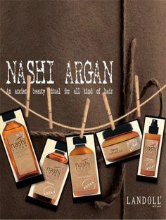 Trọn bộ sản phẩm Nashi Argan. Sản phẩm chăm sóc tóc tuyệt hảo không thể thiếu mỗi ngày