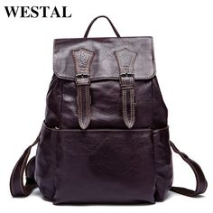 4411bb6aa7b4 Cheap backpack business, Buy Quality backpack fashion directly from China  business backpack Suppliers: Senkey style 2017 Genuine leathe High Quality  ...