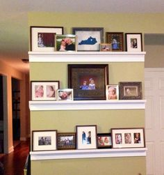 Gallery picture wall