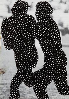 Untitled / Richard Lewer Polka Dot Top, Sport, Artwork, Dresses, Women, Fashion, Vestidos, Moda, Deporte