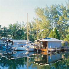 Boca Grande/Gasparilla Island. One of the 5 secret islands in Florida. By Coastal Living Magazine.