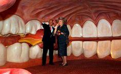 Vuonna 2008 avatun museon vihki käyttöön Alankomaiden silloinen kuningatar Beatrix.