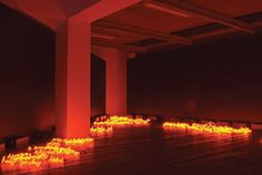 Text Based Neon Art From Bruce Nauman And Six Other Artists