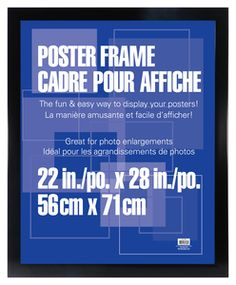 Museum Poster Frame