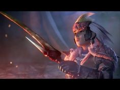 Monster Hunter 4 Ultimate - Intro Video - YouTube