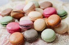 and Macarons!