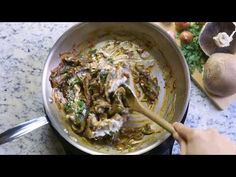 This is a tasty and healthy twist on the classic Russian winter warmer, using lean sirloin steak Stroganoff Recipe, Chicken And Chickpea Curry, Russian Winter, Sirloin Steaks, Winter Warmers, Stuffed Mushrooms, Tasty, Healthy