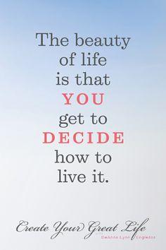 #quote - CreateYourGreatLife.com
