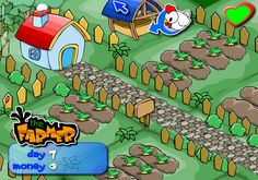 The Farmer - Fire Storm Game - Play Game Online Free