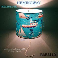 baladeuse PM modèle Hemingway - www.babalux.fr