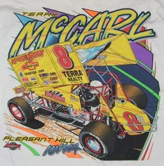 Terry McCarl T-Shirt 8H