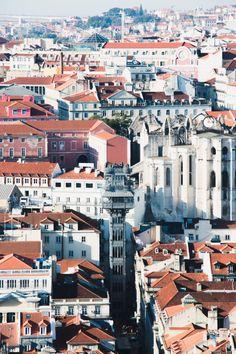 Bilder aus Lissabon.