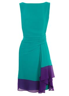 See this and similar Coast dresses - A fun and feminine shift style dress that is a perfect choice for any special occasion. The features elegant asymmetric dra. Cute Dresses, Dresses For Sale, Beautiful Dresses, Glamorous Dresses, Shirred Dress, Dress Skirt, Look Fashion, Womens Fashion, Fashion Trends