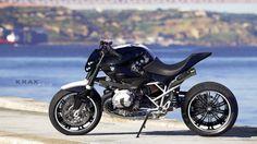 BMW Street. Custom Bmw, Custom Cars, Custom Motorcycles, Custom Bikes, R Cafe, R1200r, Bmw Scrambler, Bmw Boxer, Cafe Racing