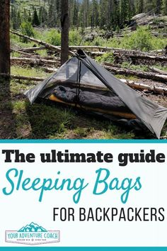 Shopping for backpacking gear can be overwhelming! When it comes to sleeping bags and puffy coats, which is better down or synthetic material?? Read on to learn the pros and cons of synthetic or down sleeping bags and which one is better for you. #hiking #backpacking #camping