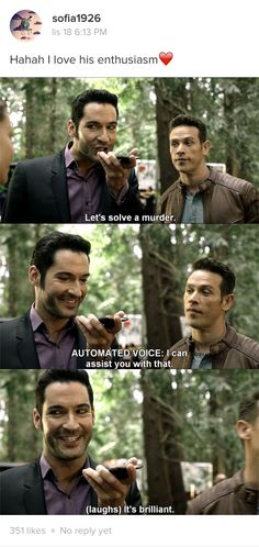 Lucifer using Google xD
