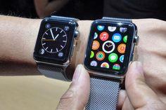 Apple,Viðskiptablaðið - Um 957 þúsund manns keyptu Apple Watch í forsölu.   14.4. 2015, NCO eCommerce, www.netkaup.is