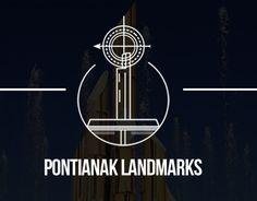 "Check out new work on my @Behance portfolio: ""PONTIANAK'S LANDMARKS"" http://be.net/gallery/40172123/PONTIANAKS-LANDMARKS"