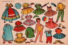 En casa de Tía Gretel: Jueves Faunáticos Nº 6 - LA MARIQUITA