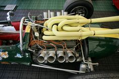 Lotus 38 Ford (Chassis 38/1 - 2010 Goodwood Festival of Speed) High Resolution Image