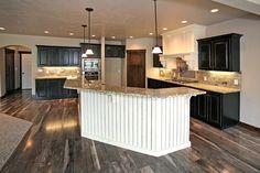 The Kitchen  Salisbury Homes Utah