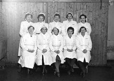 [Kvinnelige arbeidere ved O. Kavli A/S ostefabrikk] fra marcus.uib.no