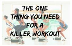 The One Thing You Need For a Killer Workout Getting a good workout doesn't always require a trip to the gym or a track and bleachers. So what's the one thing you need for a killer workout?! Believe it or not, your body contains its own secret weapon. Body weight! Your body can't tell the difference between actual weights and body weigh...  Read More at http://www.chelseacrockett.com/wp/lifestyle/the-one-thing-you-need-for-a-killer-workout/.  Tags: #BodyWeig
