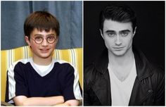 Daniel Radcliffe  13 famous men who with age have become only better - @stinopup