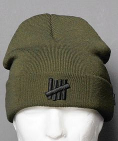 Neu im Shop: Undefeated 5 Strike Combat Beanie in Olive - http://www.numelo.com/undefeated-strike-combat-beanie-p-24525837.html #undefeated #5strikecombatbeanie #mützen #numelo