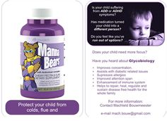 Does your child need more focus? Have you heard about Glycobiology!! http://www.mannapages.com/machteld  http://mtex.it/q2o3au0l