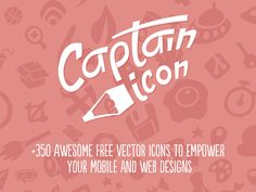 Captain Icon +350 Free Vector Icons #FreeIcon from http://ortheme.com