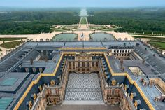 Get an unprecedented look inside France's remarkable royal château.