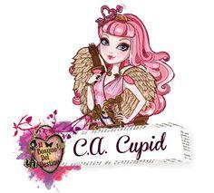 O nome completo de C.A Cupido é Chariclo Arganthone Cupido.
