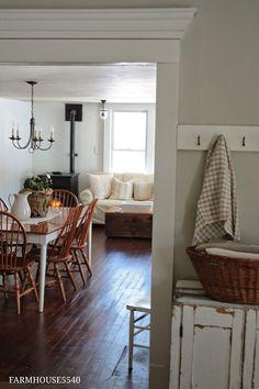 FARMHOUSE 5540: My New White Cupboard - An Ebay Find